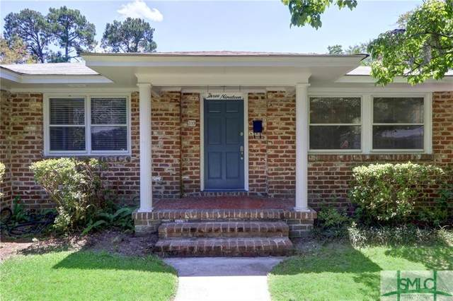 319 Oxford Drive, Savannah, GA 31405 (MLS #228654) :: Heather Murphy Real Estate Group