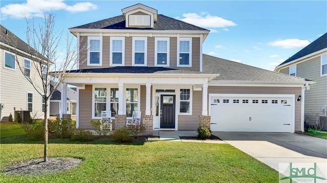105 Baynard Street, Pooler, GA 31322 (MLS #228686) :: The Arlow Real Estate Group