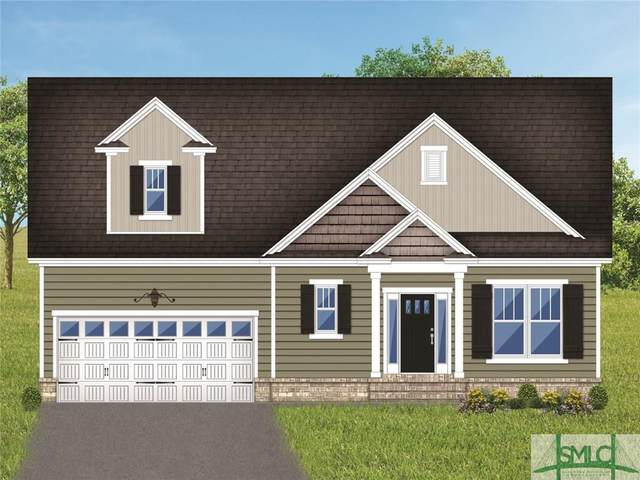 144 Trail Creek Lane, Savannah, GA 31405 (MLS #228703) :: The Arlow Real Estate Group