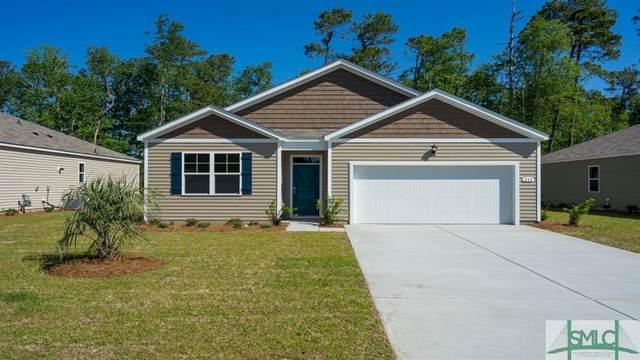 148 Troupe Drive, Savannah, GA 31407 (MLS #228714) :: Heather Murphy Real Estate Group