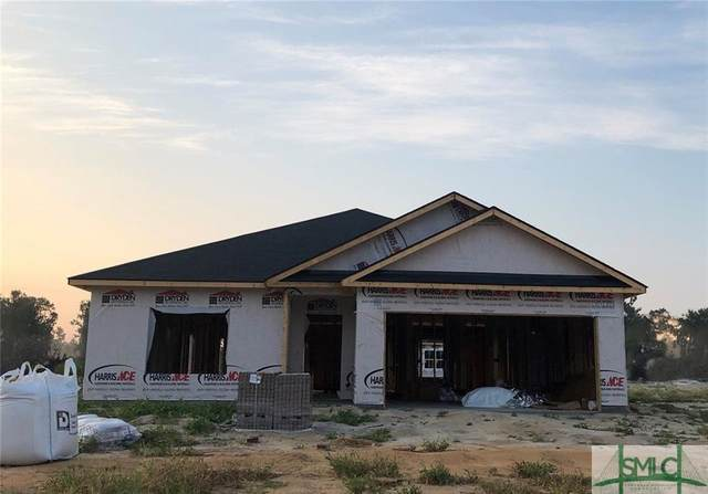 164 Allen Rawls Way SE, Ludowici, GA 31316 (MLS #228720) :: Partin Real Estate Team at Luxe Real Estate Services