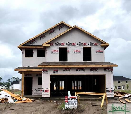 105 Hamlet Court, Hinesville, GA 31313 (MLS #228721) :: The Arlow Real Estate Group