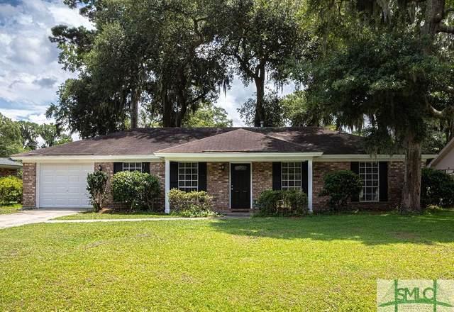 1120 Cobb Road, Savannah, GA 31410 (MLS #228722) :: Coastal Savannah Homes
