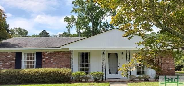 317 Tanglewood Road, Savannah, GA 31419 (MLS #228723) :: The Arlow Real Estate Group