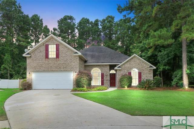 9 Scott Key Court, Pooler, GA 31322 (MLS #228730) :: The Sheila Doney Team