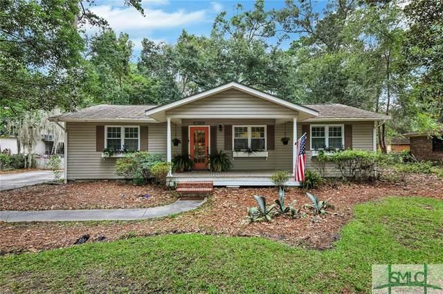 19 Cornus Drive, Savannah, GA 31406 (MLS #228732) :: Partin Real Estate Team at Luxe Real Estate Services