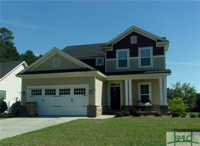 4 Warblers Way, Savannah, GA 31419 (MLS #228738) :: Liza DiMarco