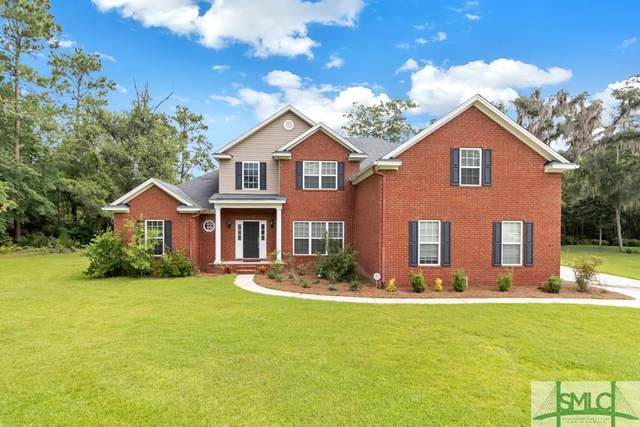 67 Forest View E, Richmond Hill, GA 31324 (MLS #228746) :: Glenn Jones Group | Coldwell Banker Access Realty