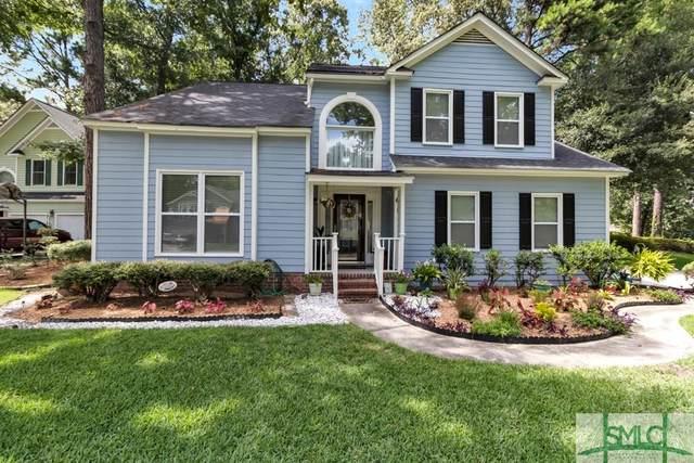 111 Longwood Drive, Savannah, GA 31405 (MLS #228760) :: Coastal Savannah Homes