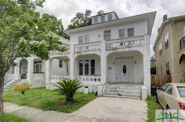 523 E 39Th Street, Savannah, GA 31401 (MLS #228765) :: Heather Murphy Real Estate Group