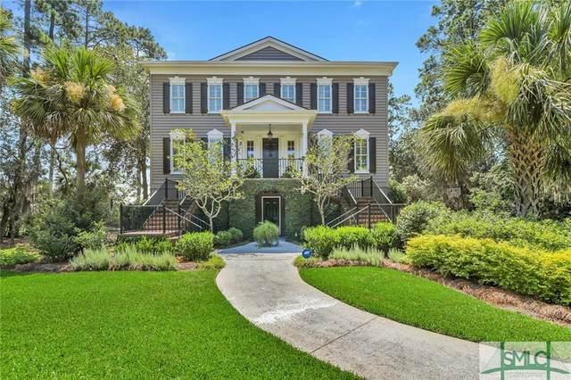 10 Marsh Harbor Cove, Savannah, GA 31410 (MLS #228777) :: Heather Murphy Real Estate Group
