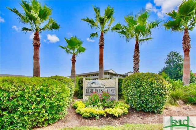 85 Van Horne Avenue 7B, Tybee Island, GA 31328 (MLS #228781) :: Heather Murphy Real Estate Group