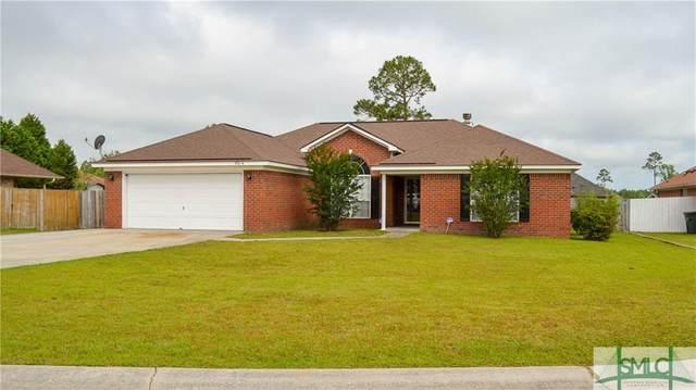 2014 Wimbledon Court, Hinesville, GA 31313 (MLS #228783) :: Coastal Savannah Homes