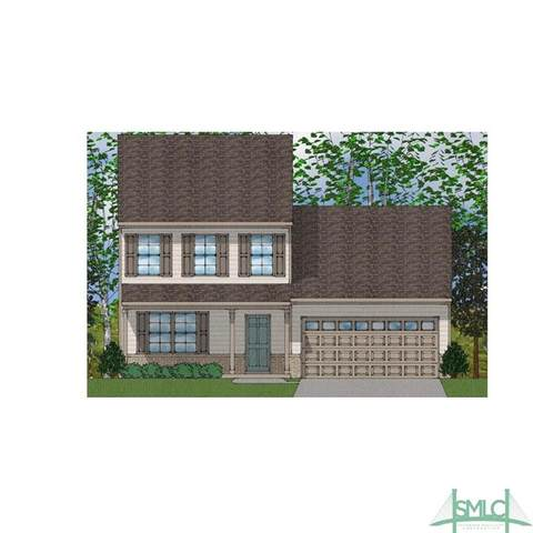 163 Excel Drive, Richmond Hill, GA 31324 (MLS #228788) :: McIntosh Realty Team