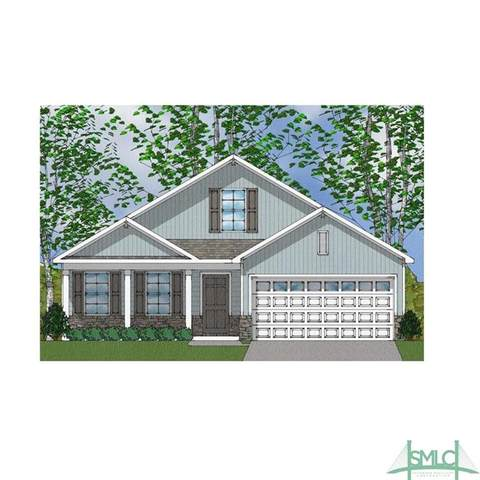 244 Excel Drive, Richmond Hill, GA 31324 (MLS #228789) :: McIntosh Realty Team