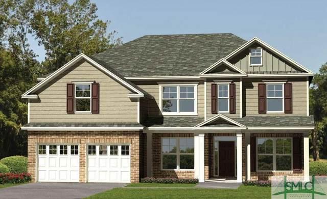 105 Champlain Drive, Pooler, GA 31322 (MLS #228796) :: Coastal Savannah Homes
