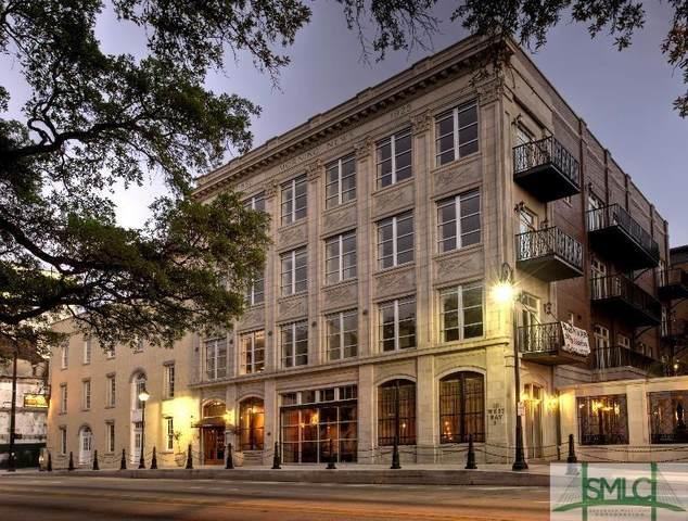 5 Whitaker Street #501, Savannah, GA 31401 (MLS #228798) :: Liza DiMarco