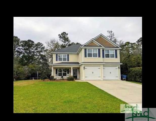 39 Macbeth Court, Richmond Hill, GA 31324 (MLS #228801) :: Coastal Savannah Homes