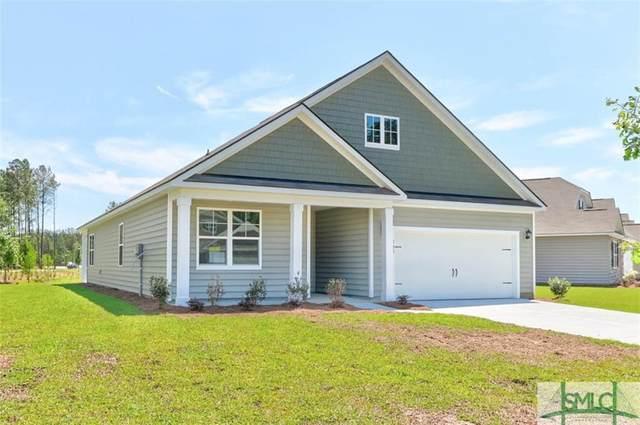 103 Oldwood Drive, Pooler, GA 31322 (MLS #228833) :: The Arlow Real Estate Group
