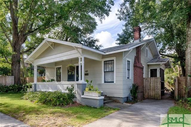821 E 40th Street, Savannah, GA 31401 (MLS #228838) :: The Arlow Real Estate Group