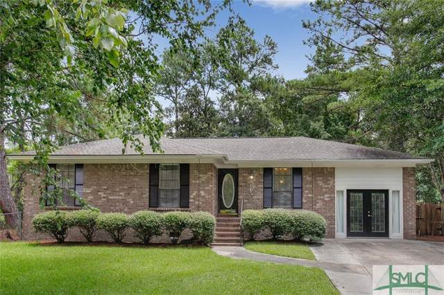 7614 Wymberly Court, Savannah, GA 31406 (MLS #228850) :: Bocook Realty