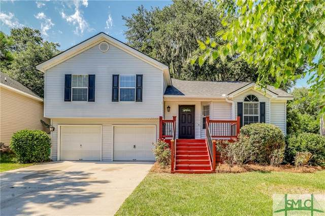 8 Runner Road, Savannah, GA 31410 (MLS #228852) :: The Arlow Real Estate Group