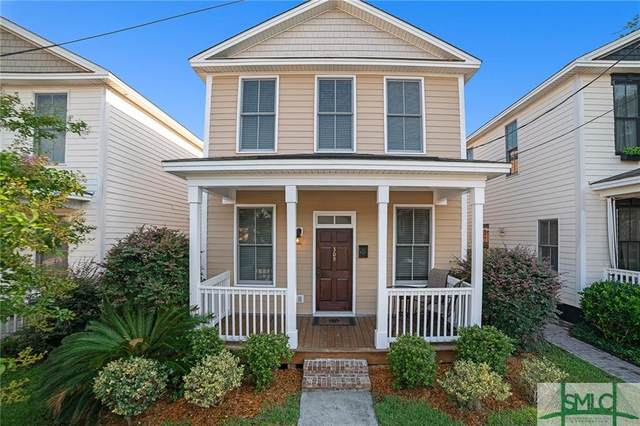 309 E 41st Street, Savannah, GA 31401 (MLS #228861) :: Bocook Realty