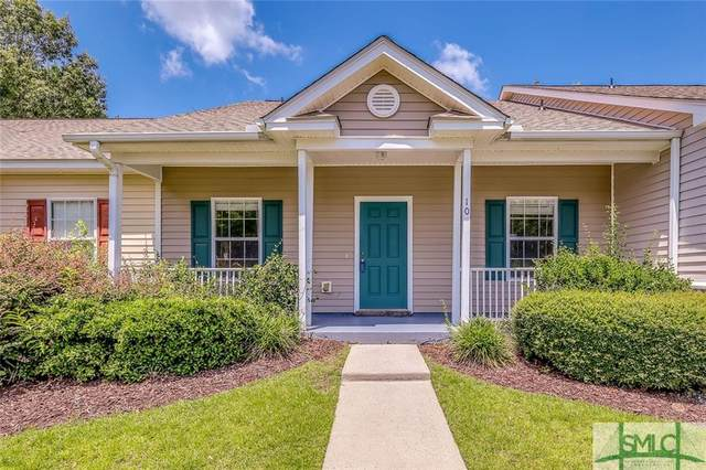 10 Flint Court, Savannah, GA 31419 (MLS #228863) :: Coastal Savannah Homes