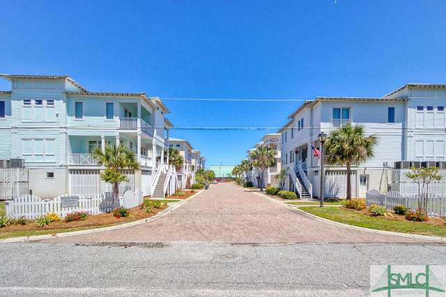 10-B Village Place, Tybee Island, GA 31328 (MLS #228864) :: Heather Murphy Real Estate Group