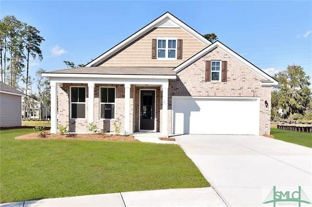 115 Oldwood Drive, Pooler, GA 31322 (MLS #228867) :: The Arlow Real Estate Group