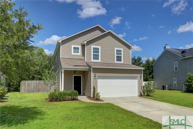 55 Glenwood Court, Pooler, GA 31322 (MLS #228880) :: The Arlow Real Estate Group