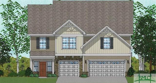 4558 Castleoak Drive, Richmond Hill, GA 31324 (MLS #228883) :: The Arlow Real Estate Group