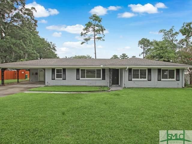 152 Varnedoe Avenue, Garden City, GA 31408 (MLS #228890) :: Keller Williams Realty-CAP