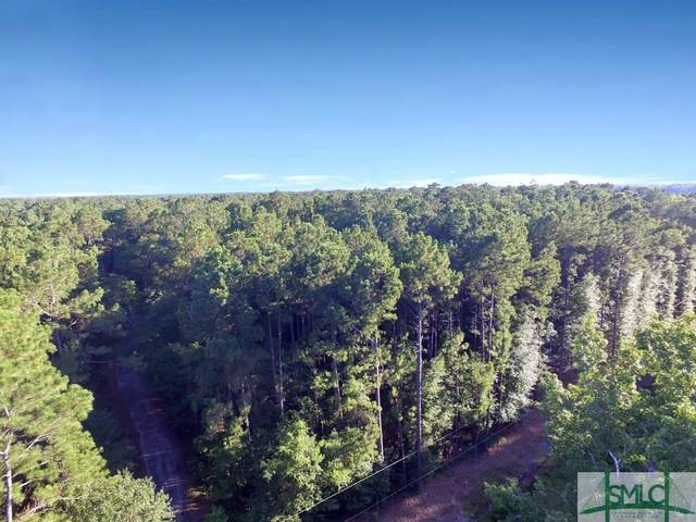Lot 8 Burkhalter Road, Statesboro, GA 30458 (MLS #228891) :: Keller Williams Coastal Area Partners
