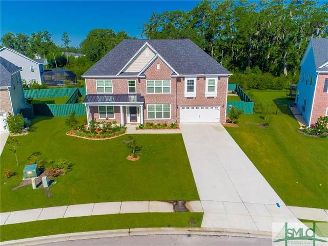 27 Calendon Court, Richmond Hill, GA 31324 (MLS #228895) :: The Arlow Real Estate Group