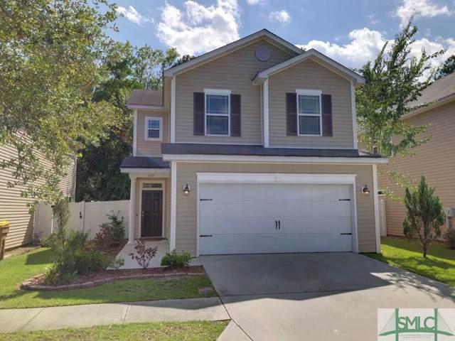 620 Summer Hill Way, Richmond Hill, GA 31324 (MLS #228905) :: Heather Murphy Real Estate Group