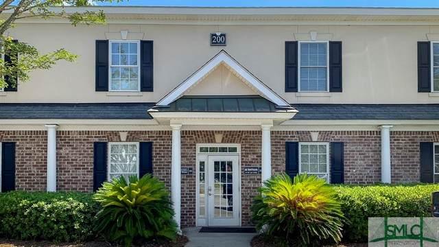 9100 White Bluff Road Road #206, Savannah, GA 31406 (MLS #228911) :: Heather Murphy Real Estate Group