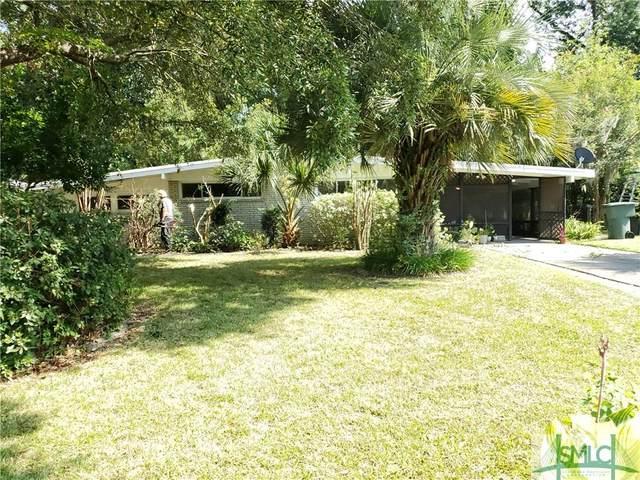 309 Tanglewood Road, Savannah, GA 31419 (MLS #228919) :: Heather Murphy Real Estate Group
