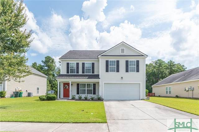 304 Southwilde Way, Pooler, GA 31322 (MLS #228923) :: Partin Real Estate Team at Luxe Real Estate Services