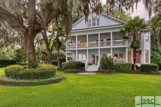 102 John Wesley Way Way, Savannah, GA 31404 (MLS #228938) :: The Sheila Doney Team