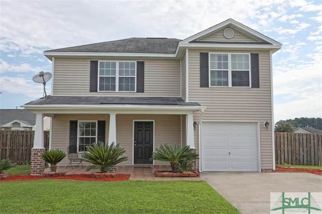120 Willow Oak Drive, Richmond Hill, GA 31324 (MLS #228947) :: Bocook Realty