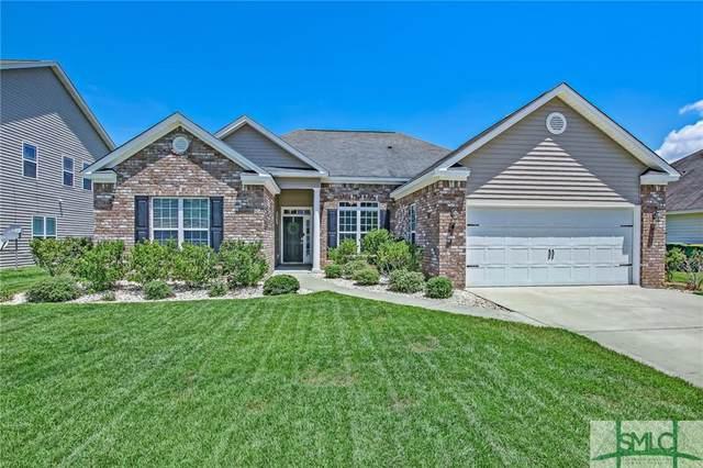 4 Woods Way, Pooler, GA 31322 (MLS #228951) :: Heather Murphy Real Estate Group