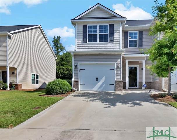 60 Cantle Drive, Richmond Hill, GA 31324 (MLS #228954) :: Level Ten Real Estate Group