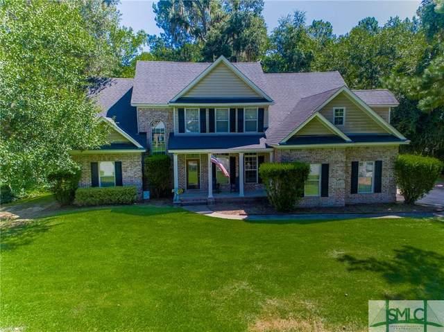 123 Mcgregor Circle, Richmond Hill, GA 31324 (MLS #228980) :: The Arlow Real Estate Group