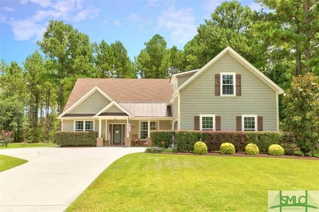 138 Ruby Trail, Guyton, GA 31312 (MLS #228981) :: Level Ten Real Estate Group