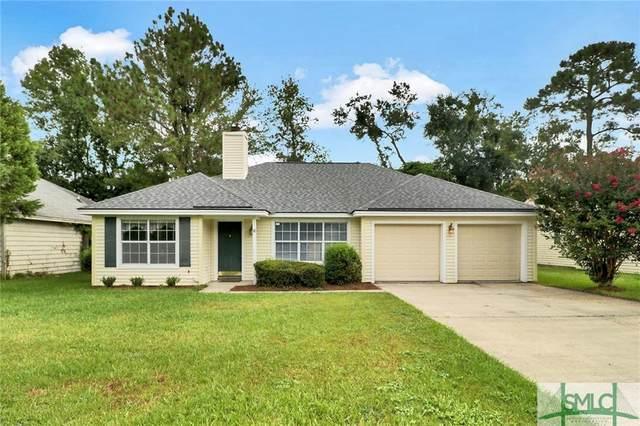 10 Tara Manor Drive, Savannah, GA 31406 (MLS #228982) :: Partin Real Estate Team at Luxe Real Estate Services