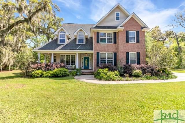 57 Smith Road, Richmond Hill, GA 31324 (MLS #228990) :: Heather Murphy Real Estate Group