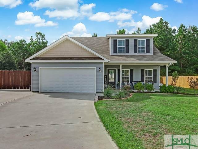 13 Glenmore Drive, Guyton, GA 31312 (MLS #228999) :: Keller Williams Realty-CAP