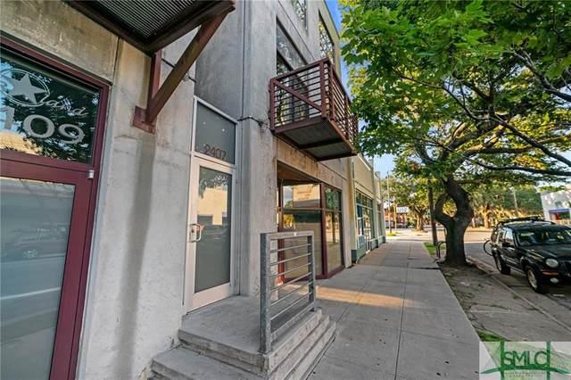 2407 Bull Street A, Savannah, GA 31401 (MLS #229006) :: Liza DiMarco