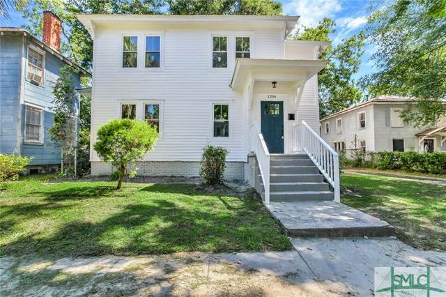 1204 E 33rd Street, Savannah, GA 31404 (MLS #229014) :: Glenn Jones Group | Coldwell Banker Access Realty